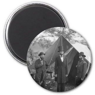 Civil War Photo Circa 1862 Magnet