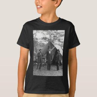 Civil War Photo Circa 1862 T-Shirt