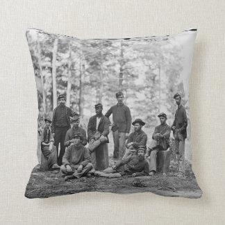 civil war pillow