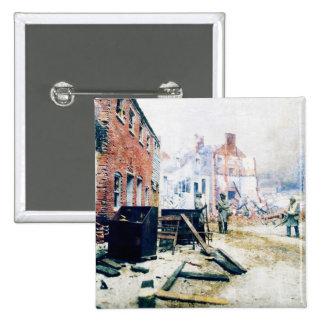 Civil War Pinback Button