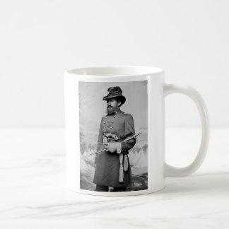 Civil War Portrait, 1860s Coffee Mug