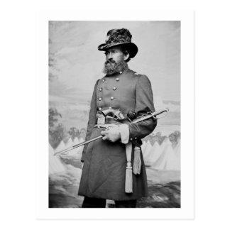 Civil War Portrait, 1860s Postcard