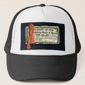 Civil War Red Tape Trucker Hat