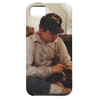 Civil War Reenactment iPhone SE/5/5s Case