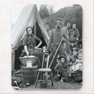 Civil War Road Trip, 1861 Mouse Pad