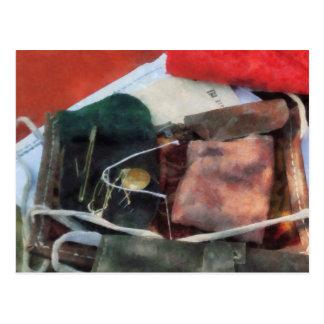 Civil War Sewing Kit Postcards