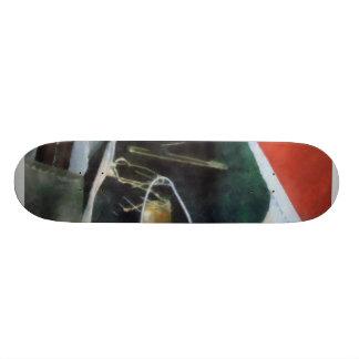 Civil War Sewing Kit Custom Skateboard
