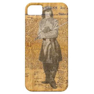 Civil War soldier Deceleration of independence iPhone SE/5/5s Case