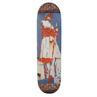 Civil War Soldier Skateboard