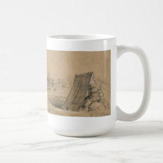 Civil War Stables Coffee Mug