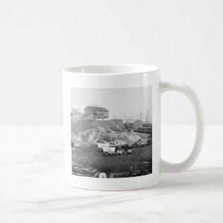 Civil War Supply Train: 1865 Coffee Mug