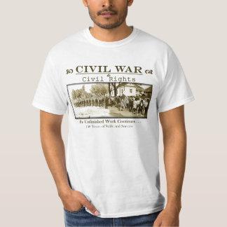 Civil War to Civil Rights Shirt