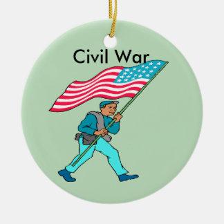 Civil War Union Flag Ornament