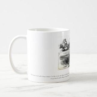 Civil War Vintage Mug