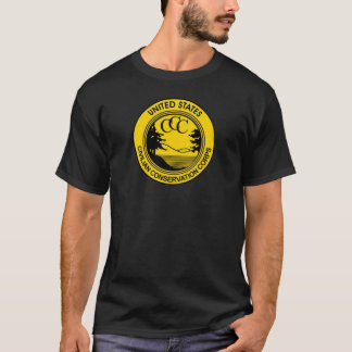 Civilian Conservation Corps CCC commemorative T-Shirt