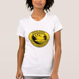 Civilian Conservation Corps CCC commemorative Tee Shirt