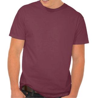 Civilice la mente, haga salvaje el cuerpo t-shirts