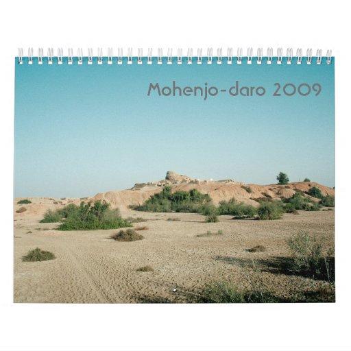 Civilización 2009 de Indus Calendario De Pared