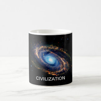 Civilization in the Stars. Extraterrestrial SF Mugs