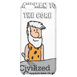 Civilized Caveman Cooking IPhone 4 Case