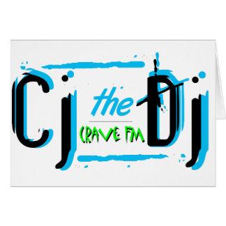 CJ Aqua Swap Card