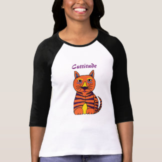 CJ- camisa de Cattitude