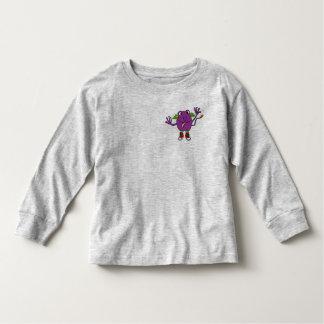 CJ- Funny Tickle Monster Shirt