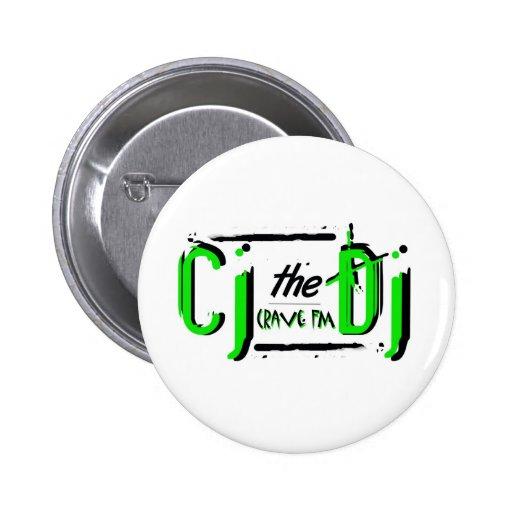 CJ Green Buttons