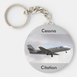 CJ in Flight, Cessna, Citation Keychain