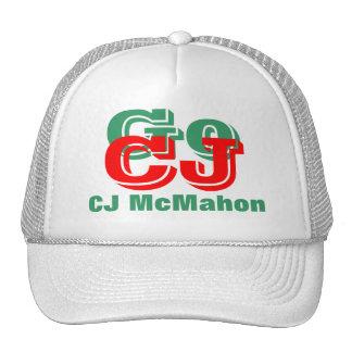 CJ McMahon Trucker Hat