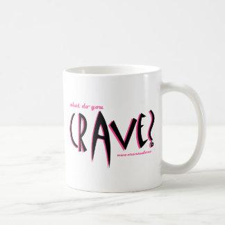 CJ Pink & White Coffee Mug
