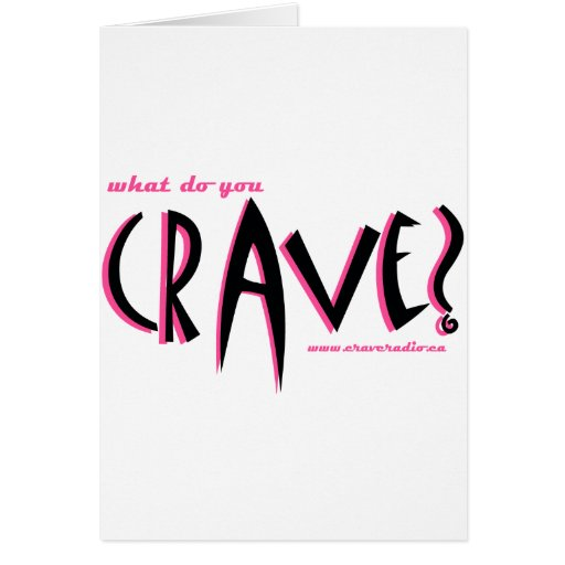 CJ Pink & White Greeting Card