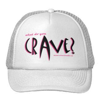 CJ Pink & White Trucker Hat