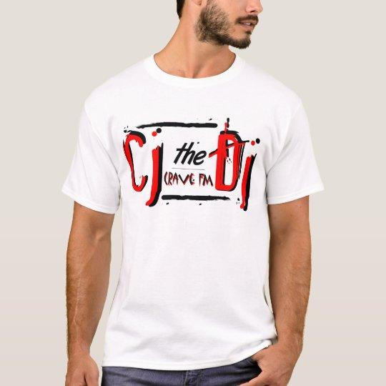 CJ Red Adult T-Shirt