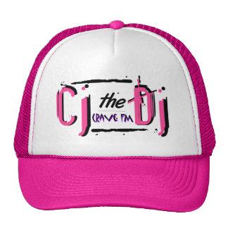 CJ the DJ Pink Trucker Hat