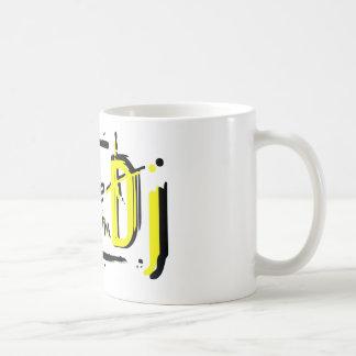 CJ Yellow Mug