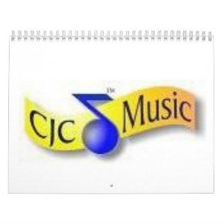 CJC Music Calendar