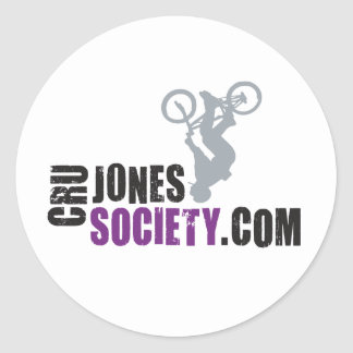 CJS Logo Sticker