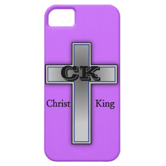 """CK"" Christ King iPhone Case"