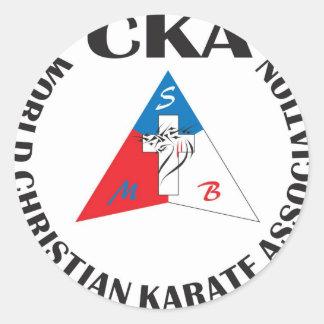 CKA Logo Sticker