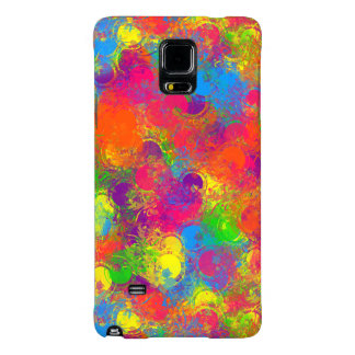 CKC-Paint Can Florals-Galaxy Note 4 Case