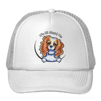 CKCS Blenheim IAAM Trucker Hat
