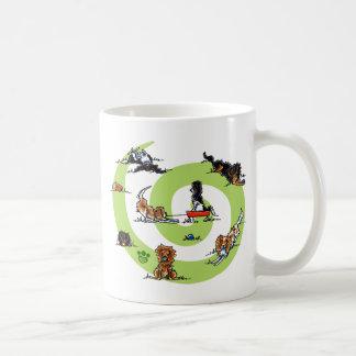 CKCS Playtime Classic White Coffee Mug