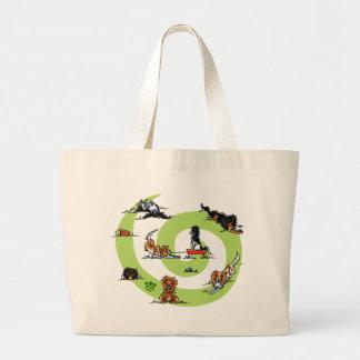 CKCS Playtime Large Tote Bag