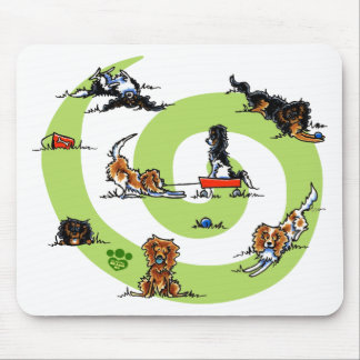 CKCS Playtime Mouse Pad