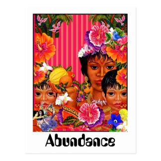 cKexmU, Abundance Postcard