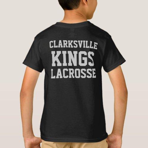 CKL Kids Dark Color T_Shirt