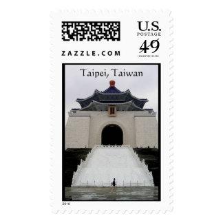 CKS hall, Taipei, Taiwan Postage