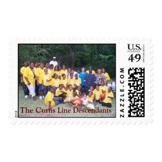 CL Descendants Stamps