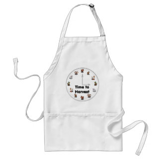 CL Time to Harvest Adult Apron